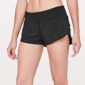 black lululemon shorts!!!